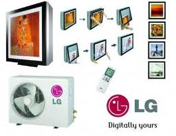 Серия ART COOL GALLERY Inverter A09AW1 (LG) ― Аэроклимат